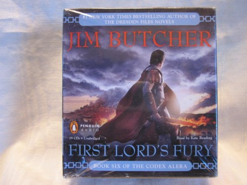 jim butcher cd - 9