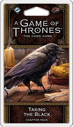 A Game of Thrones LCG Second Edition: Taking the Black