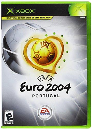 UEFA Euro 2004 Portugal - Xbox (Euro Reef)