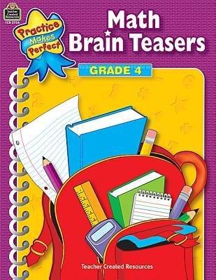 [(Math Brain Teasers Grade 4)] [Author: Mary Rosenberg] published on (April, 2003) pdf epub