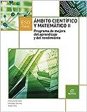 PMAR II Ámbito Científico y Matemático (Secundaria) - 9788490786055