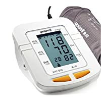 yuwell 上腕式デジタル自動血圧計 YE660C