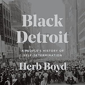 Black Detroit Audiobook