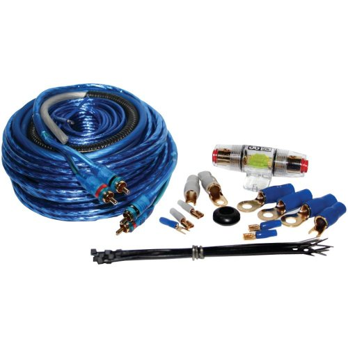 DB Link K8MANL 8-Gauge amplifier Installation Kit with ANL Fuse - Fuse Link Kit