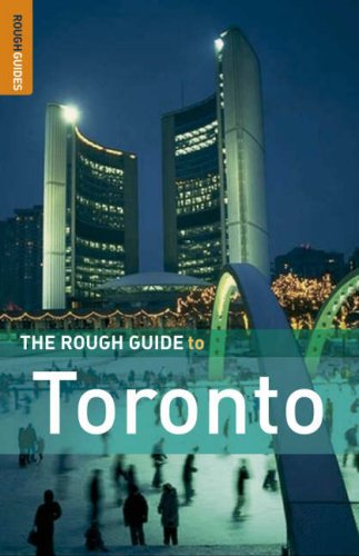 Read Online The Rough Guide to Toronto 4 (Rough Guide Travel Guides) pdf