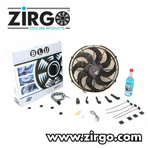 Zirgo 10342 High Performance Cooling System Kit by Zirgo
