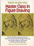 Masterclass in Figure Drawing, Robert Beverly Hale, 0823002241