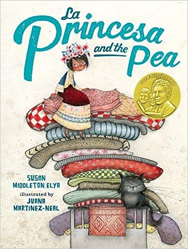 cover image, La Princesa and the Pea