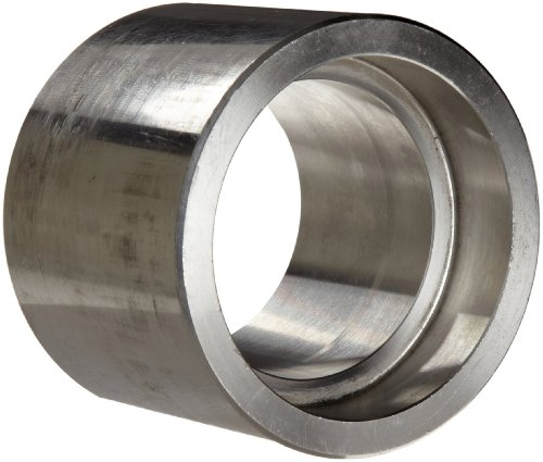 316/316L Forged Stainless Steel Pipe Fitting, Half Coupling, Socket Weld, Class 3000, 1