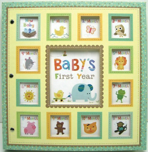 Download By Editors of Publications International Ltd. - Baby's First Year Memory Keeper (6.1.2010) PDF