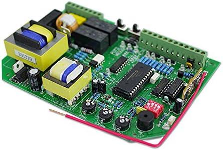 Puerta Corredera Control, control notebook para 220 V puertas ...