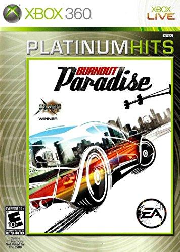 Burnout Paradise - Xbox 360 - Blaze It 360