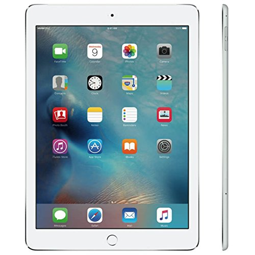 ipad air silver 16gb - 8