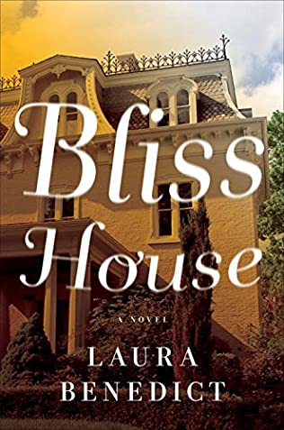 book cover of Bliss House