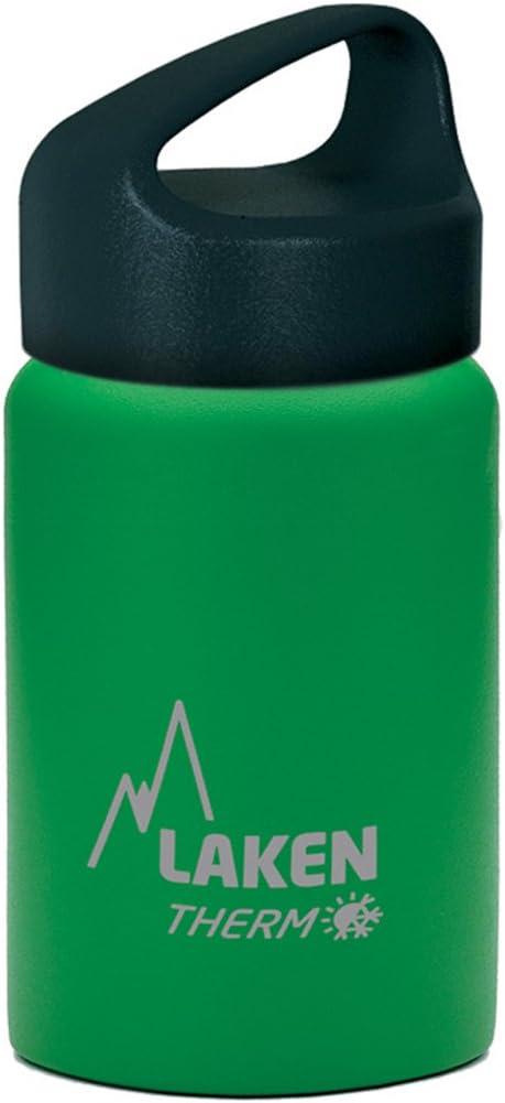 Unisex adulto Laken Futura Botella T/érmica Acero Inoxidable 18//8 y Doble Pared de Vac/ío Turquesa 500 ml