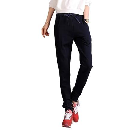 Noradtjcca - Pantalones de chándal para Mujer, con Estampado de ...