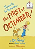 Please Try to Remember the First of Octember!, Dr. Seuss and Art Cumings, 0394835638