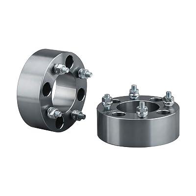 "KSP 4x110mm 2"" ATV Wheel Spacers 2PCS For More 4 Lug Wheel(Thread Pitch M10X1.25 Hub Bore 84mm): Automotive"