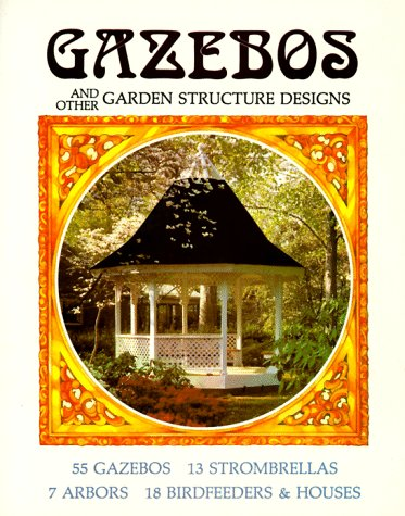 Gazebos And Other Garden Structure Designs (Gazebo Open)