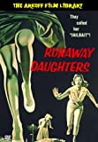 RUNAWAY DAUGHTERS (1957) (Region 2 - PAL dvd)