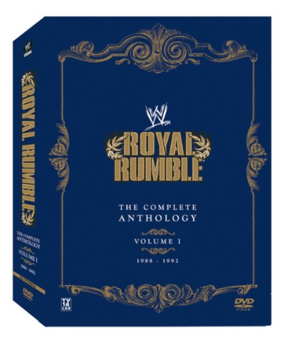 WWE Royal Rumble - The Complete Anthology, Vol. 1 by WELLSPRING/GENIUS