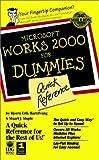 Microsoft Works 2000 for Dummies, Bjoern-Erik Hartsfvang and Stuart J. Stuple, 0764506641