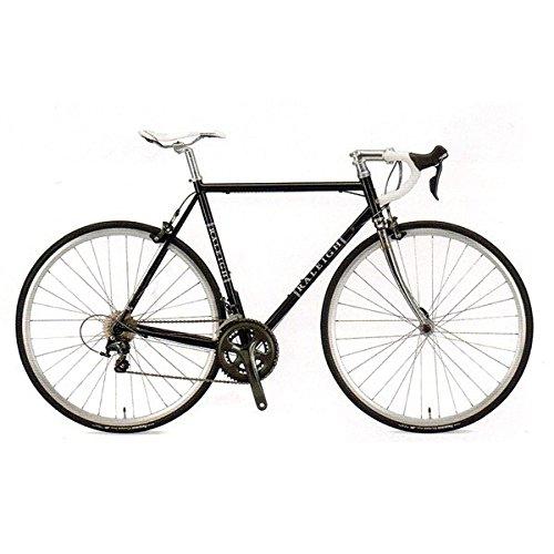 RALEIGH(ラレー) ロードバイク Carlton-N (CRN) グロスブラック 420mm B076748XG8
