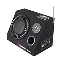 A digital music player with 200 Watts of power! The most ingenious sound system we've ever seen! It's perfect for picnics, outdoor parties, the beach & more. Plus it will blow you away with 200 watts of raw power. The Bluetooth function a...