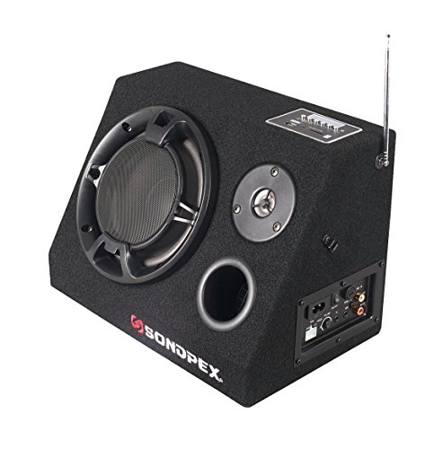 Sondpex Bluetooth Speaker System & Digital Music Player CSF-E65B