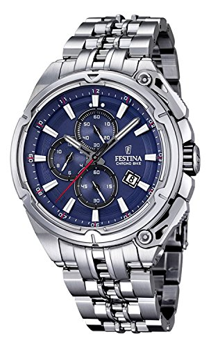 FESTINA watch for men Chrono Bike 2015 F16881 / 2 Men's [regular imported goods]