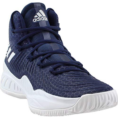 - adidas Crazy Explosive 2017 NBA/NCAA Shoe - Men's Basketball 20 Dark Navy/White