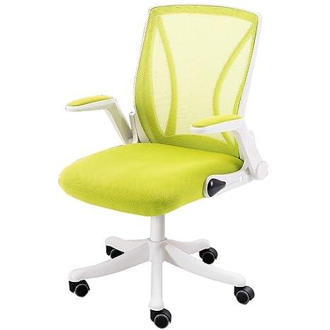 WQZB-Silla giratoria Sillas ergonómicas de Respaldo Alto para sillas ...
