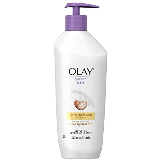 OLAY Quench Body Lotion Ultra Moisture 11.80 oz (Pack of 3)