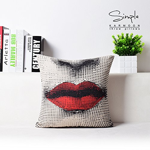 Modern Cushioncovers Printed Art Fornasetti Bed Car Hotel Printed Luxury Home Decor Sofa Vintage Pillowcase Cushioncover