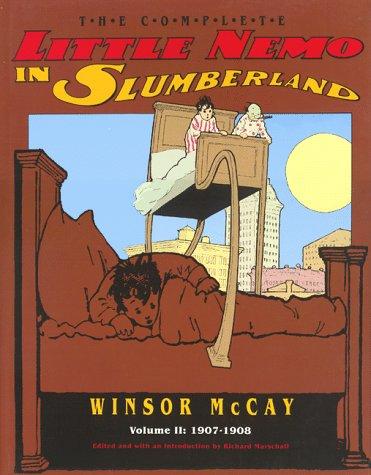 the-complete-little-nemo-in-slumberland-volume-ii-1907-1908-complete-little-nemo