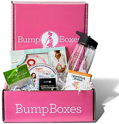 Bump Boxes 1st Trimester Pregnancy Gift Box