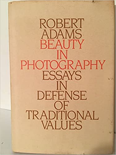 Beauty in Photography: Essays in Defence of Traditional Values 9780893810801 Higher Education Textbooks at amazon