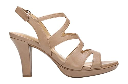 cd96ded9bad Naturalizer Dianna E5554S0251 Oatmeal Smooth  Amazon.ca  Shoes ...