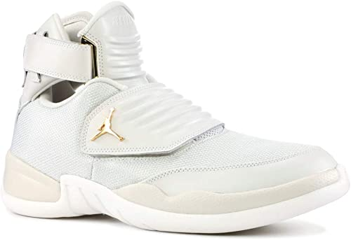 Nike Jordan Lift Off Leather Synthetic Casual High-Top Youth Trainers