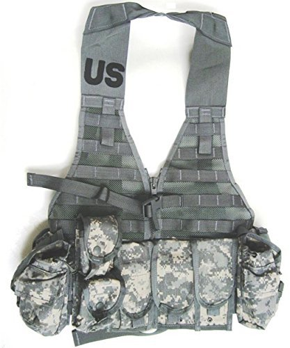 Molle FLC ACU Fighting Load Carrier Kit Vest