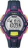 [タイメックス]TIMEX アイアンマン 30ラップ ラギッドスペシャル ミッドサイズ ネイビー/ピンク T5K813 【正規輸入品】