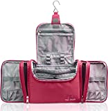 "Best Travel Smart Bags For Travels - TRAVANDO XXL Toiletry Bag for Women ""MAXI"" Review"