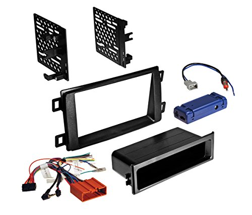 Ai MAZK855X 2013 Mazda CX-5 Dash Kit by AI