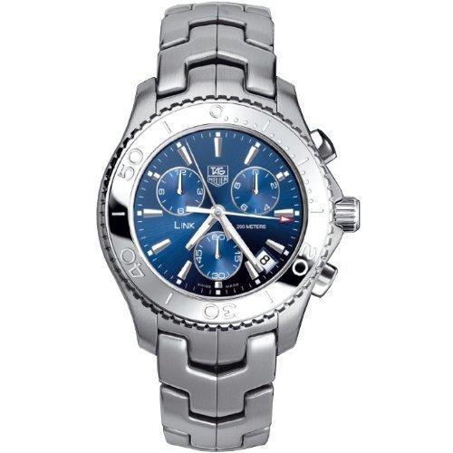 TAG Heuer Men's CJ1112.BA0576 Link Quartz Chronograph Watch ()