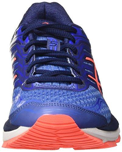 Varios 2000 Flash Colores Running Mujer de para Gt Indigo Coral Blue Zapatillas 5 Asics Regatta Blue 578xnx