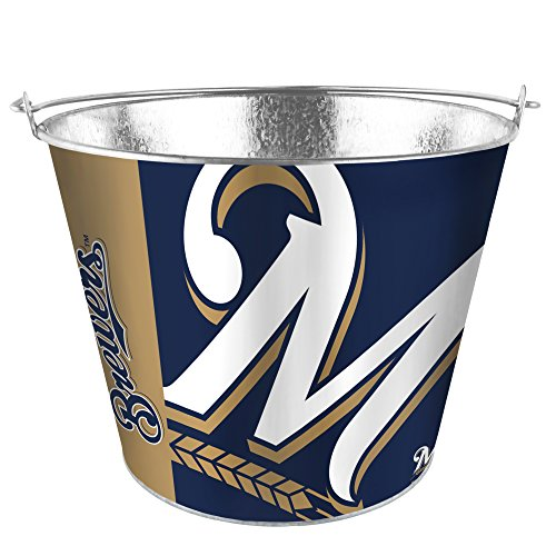 Milwaukee Brewers Hype Beer Bucket