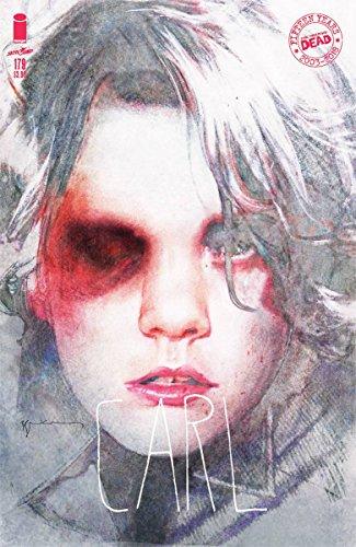 WALKING DEAD #179 COVER B SIENKIEWICZ (MR)