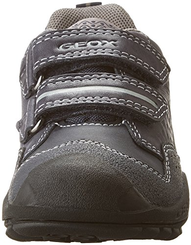 Geox J New Savage Boy A - Zapatillas para niños Azul (Navy / Grey C0661)