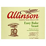 Allison Easy Bake levure 12 x 6 7gm