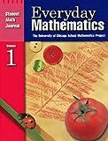 img - for Everyday Mathematics: Student Math Journal 1 (EM Staff Development) book / textbook / text book